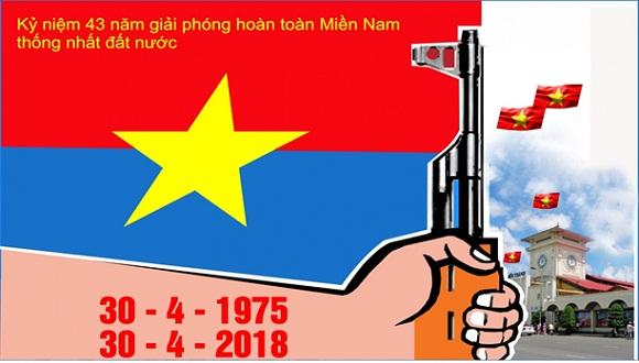 Hướng đến Kỷ Niệm 43 Năm Ngay Giải Phong Miền Nam 30 4 1975 30 4 2018